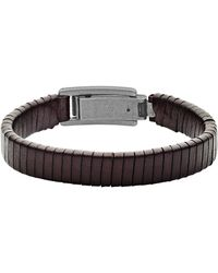 Fossil Armband ́ JF03105793 ́ - Braun