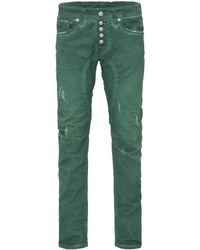 Blue Monkey - Slim-fit-Jeans »Andy 4403« overdyed Look - Lyst