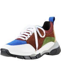 heine Sneaker mit breiter Sohle - Mehrfarbig