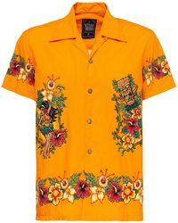 KingKerosin Hawaï-overhemd Hawaiian - Meerkleurig