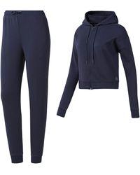 Reebok Trainingsanzug »Training Essentials Track Suit« - Blau