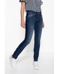 ATT Jeans 5-Pocket-Jeans - Blau