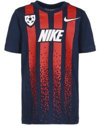 Nike T-Shirt »Soccer Jersey« - Blau