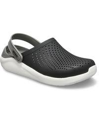 Crocs™ »Lite Ride Clog« - Schwarz