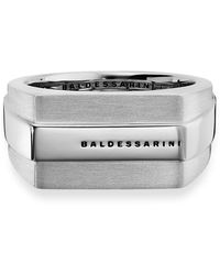 Baldessarini Silberring Y2136R/90/00/62 - Mehrfarbig