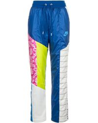 Nike Jogginghose Track Woven - Blau