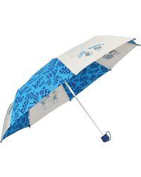 Esprit Mini Kinder-Taschenschirm 22,5 cm - Blau