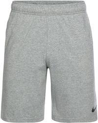 Nike Trainingsshorts - Grau