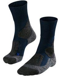 Falke Sokken Tk1 Cool - Blauw