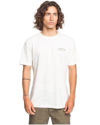 Quiksilver - T-Shirt »Picture Perfect« - Lyst