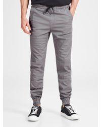 Jack & Jones Trendige Sweathose - Grau