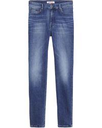 Tommy Hilfiger Skinny-fit-Jeans - Blau