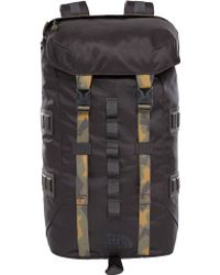 The North Face Rucksack mit Laptopfach, »Lineage, 37 l« - Grau