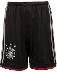 adidas Originals Trainingsshorts »adidas DFB Short Away WM 2014 Kinder« - Schwarz
