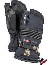 Hestra Handschuhe »All Mountain CZone 3-Finger Handschuhe« - Schwarz