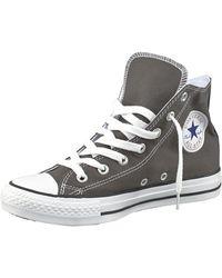 Converse »Chuck Taylor All Star Core Hi« Sneaker - Grau