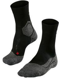 Falke Sokken Ru3 - Zwart