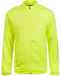 Nike Sweatjacke - Gelb