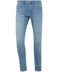 Mavi Skinny-fit-Jeans - Blau