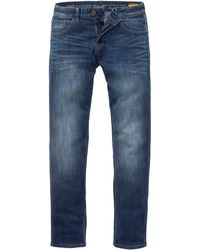 PME LEGEND - Slim-fit-Jeans »NIGHTFLIGHT« mit Markenlabel - Lyst