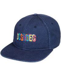 DC Shoes Snapback Cap »Make It Happen« - Blau