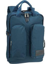 The North Face Rucksack / Daypack »Mini Crevasse« - Blau