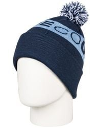 DC Shoes Beanie Chester - Lila