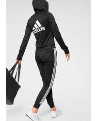adidas Originals Trainingspak Tracksuit Big Bos Col - Zwart
