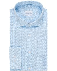 Seidensticker Businesshemd - Blau