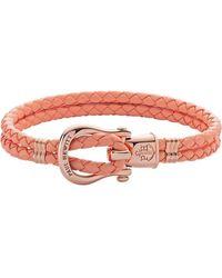 PAUL HEWITT Armband »32010393« - Rot