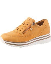 Tamaris Nu 21% Korting: Sneakers Met Sleehak Pure Relax - Meerkleurig
