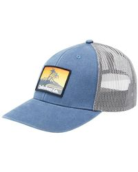 Quiksilver Nu 21% Korting: Snapback Cap Clean Meanie - Blauw