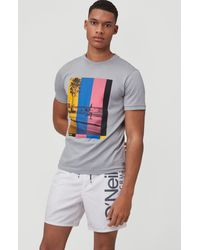 O'neill Sportswear - T-Shirt - Lyst