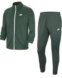 Nike Trainingsanzug - Grün