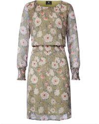 Sienna - Kleid mit floralem Druck - Lyst