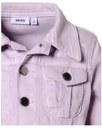 Mexx Jeansjacke für Mädchen - Lila