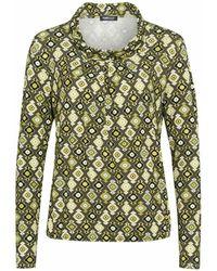 FRANK WALDER T-Shirt - Grün