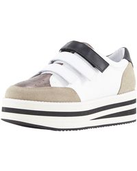 heine - Sneaker mit Plateau-Sohle - Lyst