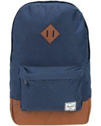 Herschel Supply Co. Heritage Mid Volume Backpack Rucksack 40 cm Laptopfach - Blau