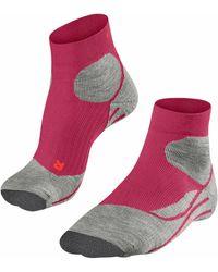 Falke Sokken Te2 - Rood