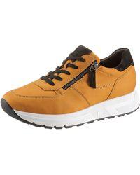Paul Green - Sneaker mit modischen Kontrastdetails - Lyst