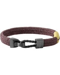Police - Armband »SKARDU, PJ26490BLC.01« - Lyst