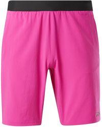 Reebok - Shorts »Speedwick Speed Shorts« - Lyst