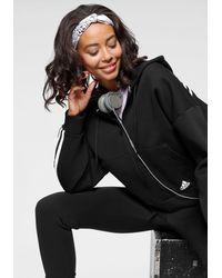 adidas Originals Capuchonsweatvest Must Have 3 - Zwart