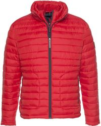 Superdry - Steppjacke »Double Zip Fuji« - Lyst