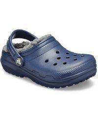 Crocs™ »Classic Lined Clog« - Blau