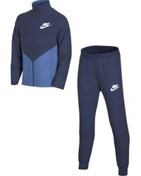 Nike Trainingsanzug - Blau