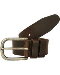 fe05491b76fa06 Wrangler Herren Diamond Belt Brown Gürtel in Braun für Herren - Lyst