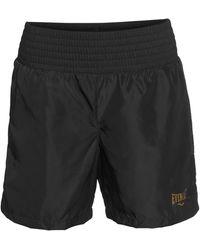Everlast Short Evl-shorts-amethyste - Zwart
