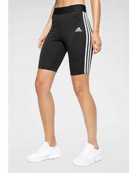 adidas Originals Fietsbroekje Must Have Cotton Shorts - Zwart